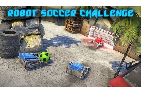 Robot Soccer Challenge Free Download « IGGGAMES