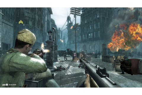 HEAVY CITY COMBAT IN BERLIN ! In Beautiful WW2 Game Call ...