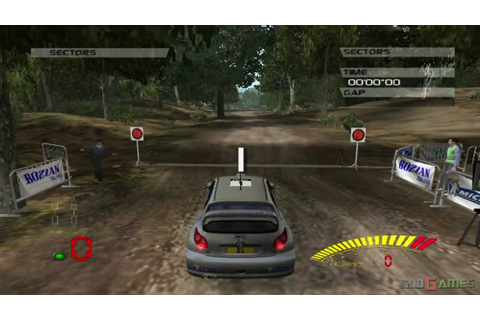 V-Rally 3 - Gameplay Xbox HD 720P - YouTube