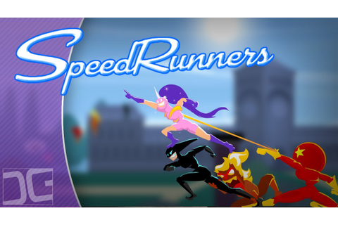 SpeedRunners - The Cut-throat Multiplayer Action Running ...