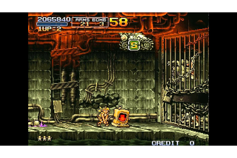 Metal Slug 2: Super Vehicle-001/II Walkthrough/Gameplay ...