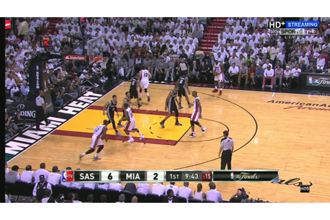 NBA 2013 FINAL GAME 7 PART 1 - YouTube