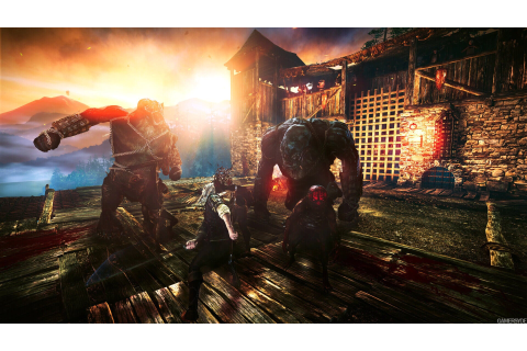 The Witcher 2 Assassins of Kings PC Games Free Download