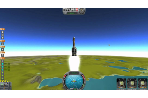 Kerbal Space Program Gameplay - YouTube