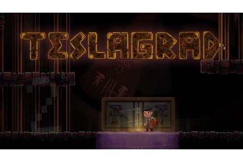 Teslagrad: Gameplay - Part 2 - YouTube