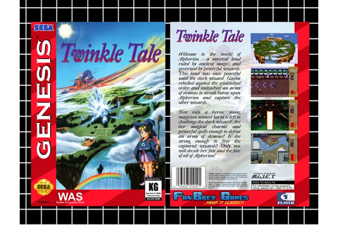 SPECIAL ORDER Twinkle Tale English Version Sega by ...