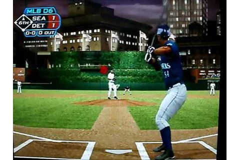 MLB 06 The Show - Career Mode Part 1 [PS2] - YouTube