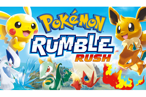 Pokemon Rumble Rush: Here's How To % % Download It For ...