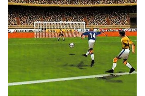 Collectoid : FIFA Soccer 64 : EA Sports