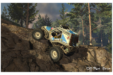 Off-Road Drive Simulation Game Will Be Released | MMOLite