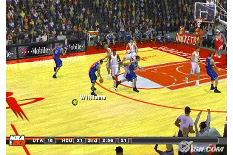 NBA 2K8 Screenshots, Pictures, Wallpapers - PlayStation 2 ...