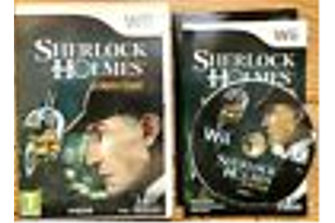 Sherlock Holmes: The Awakened PC DVD-ROM CIB | eBay