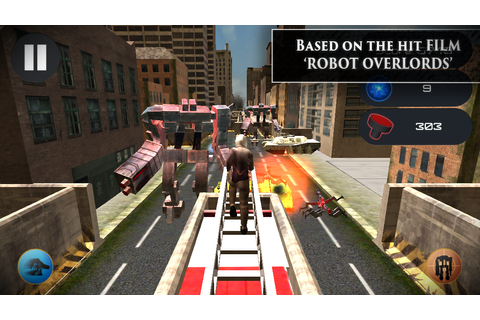 Robot Warlords - Android Apps on Google Play