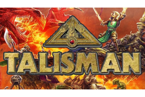 Talisman 8: Too Many Items! – Board Game Night – Talisman ...