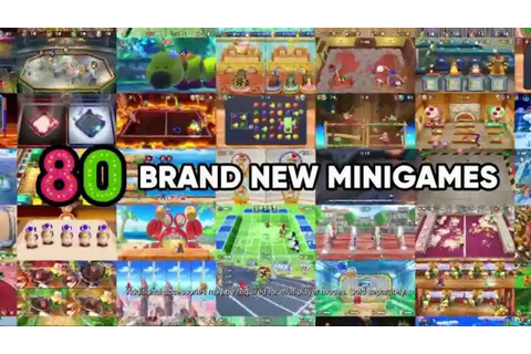 Super Mario Party TV Commercial, 'Brand New Mini Games ...