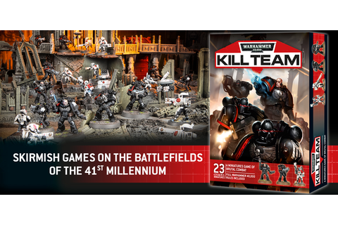 Kill Team is Live, and Grombrindal - Faeit 212: Warhammer ...