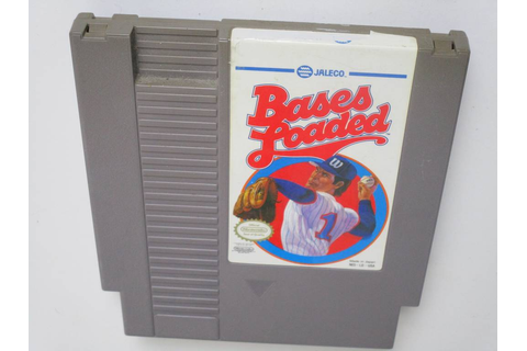 Bases Loaded game for Nintendo NES | The Game Guy