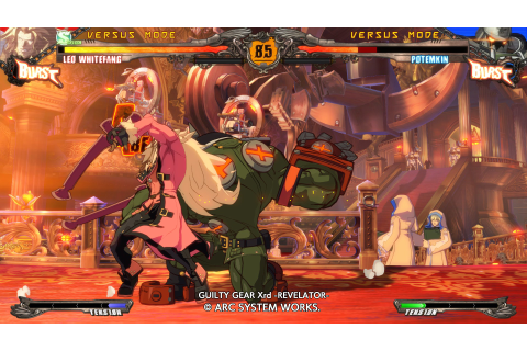 Guilty Gear Xrd -REVELATOR- Review (PS4)