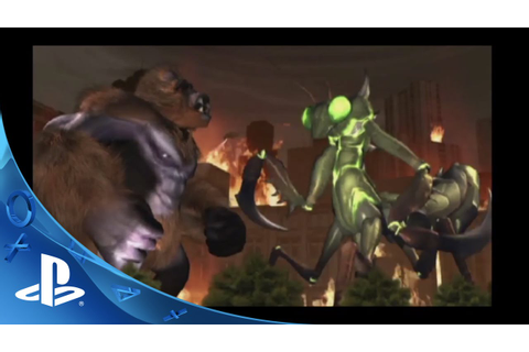 PlayStation Experience 2015: War of the Monsters ...