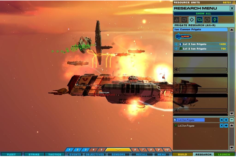 Homeworld 2 Game ~ GETPCGAMESET