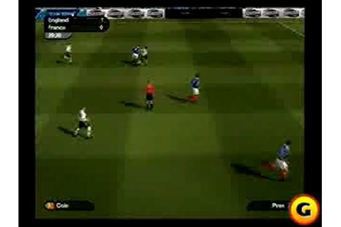 World Tour Soccer 2002 - PS2 [PSXHAVEN.COM] - YouTube