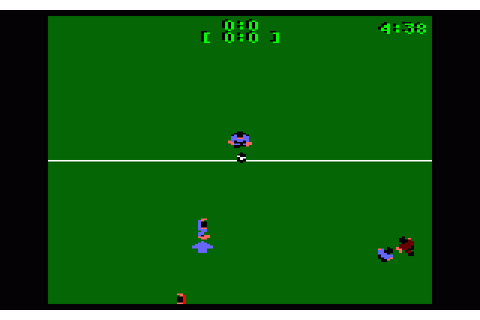 Manchester United in Europe (1991) by Krisalis Amstrad CPC ...