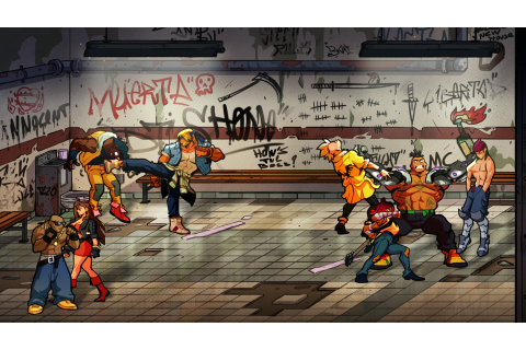 Streets Of Rage 4 on PS4 | Official PlayStation™Store US