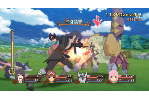 Hands-On: Tales of Vesperia Does Cel-Shading Right | WIRED