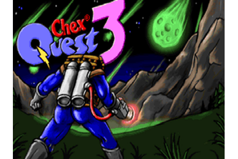 "Chex Quest – Emerging Media or ""Way Way Way Ahead of its ..."
