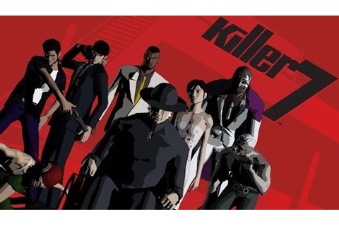 Killer7 Is Coming to Steam This Fall
