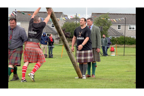 Win for Lukasz Wenta in Caber Toss Heavy event during 2019 ...