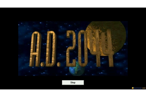 A.D. 2044 gameplay (PC Game, 1996) - YouTube