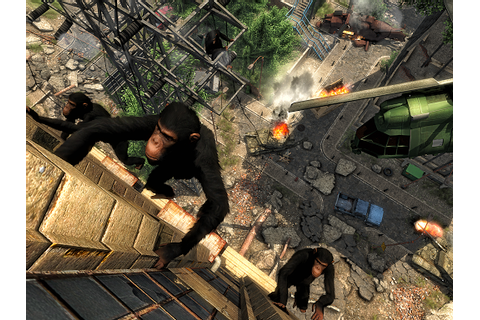 Download Apes Revenge for PC