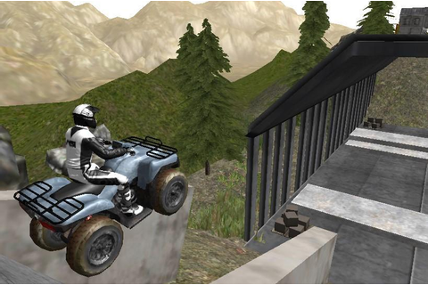 4x4 ATV Quad Bike😎 Simulator Games: Obstacle Race for ...