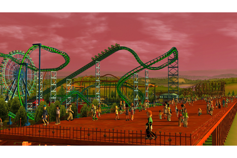 RollerCoaster Tycoon® 3: Complete Edition | macgamestore.com