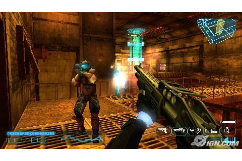 Wolfz Game PSP Download: [PSP] Coded Arms Contagion [USA]