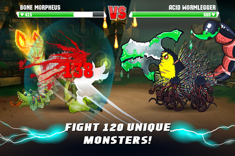 Mutant Fighting Cup 2 - Android Apps on Google Play
