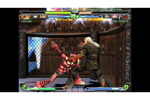 King of Fighters - Maximum Impact Regulation A (Pcsx2 ...
