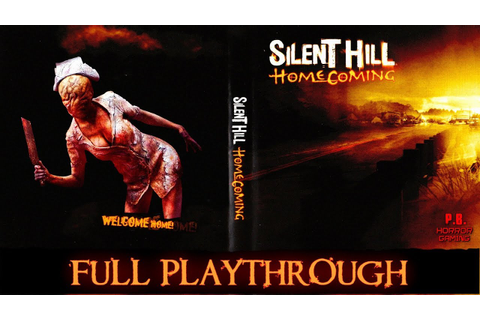 Silent Hill 5 : Homecoming | Full Playthrough | Longplay ...