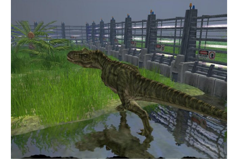 Jurassic Park Operation Genesis Full Pc Game Full Version ...