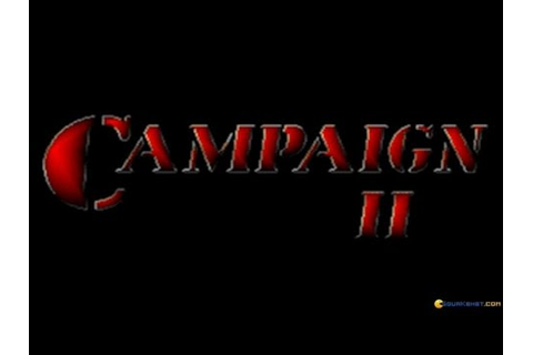 Campaign 2 gameplay (PC Game, 1993) - YouTube