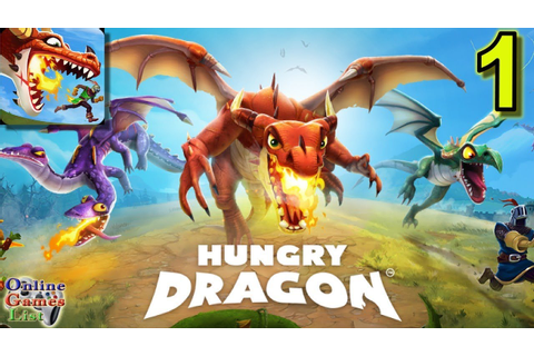 Hungry Dragon Android iOS Gameplay HD (By Ubisoft) - YouTube