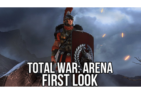 Total War: ARENA (Free Online Strategy Game): Watcha ...