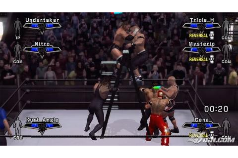 WWE Smackdown VS Raw 2007 Game Free Download | Download ...