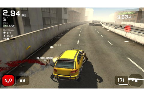 'Zombie Highway 2' Details Spilling Out Like So Many ...