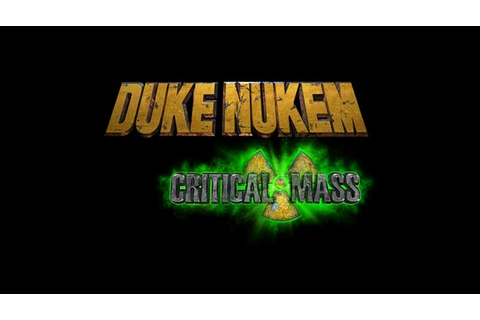 Duke Nukem reaches Critical Mass in April - That VideoGame ...