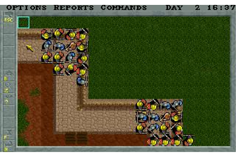 Walls of Rome Download (1993 Strategy Game)