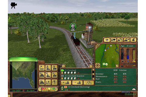 Picture of Railroad Tycoon 3