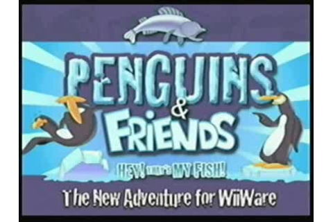 WiiWare: Penguins & Friends - Hey! That's My Fish!