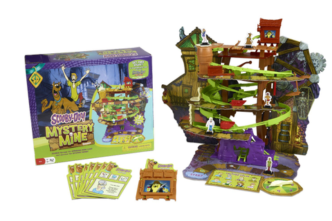 Scooby-Doo Mystery Mine Board Game Only $15.94 ...